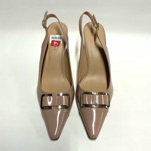 Karen Scott Tan/Brown High Heels Size 9 1/2